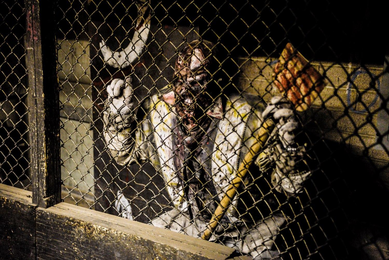 Zombie Apocalypse Prison
