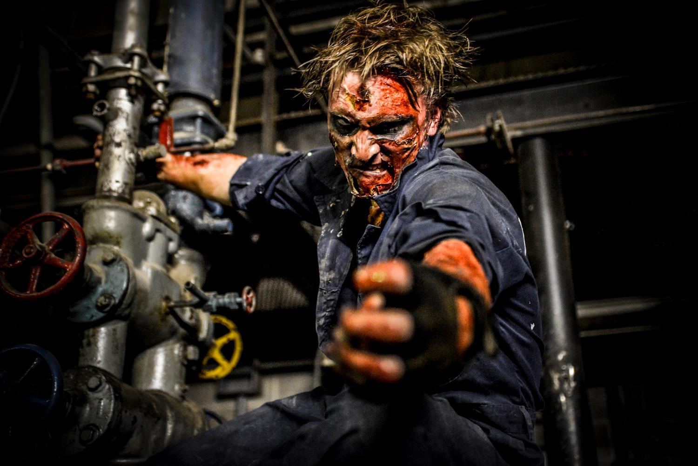 Zombie Apocalypse Underground